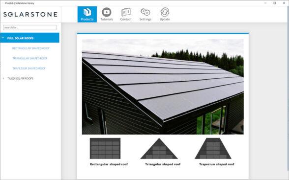 solarstone bim model architects